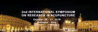 2nd International Symposium on Research in Acupuncture Bologna 20-21 Ottobre 2018